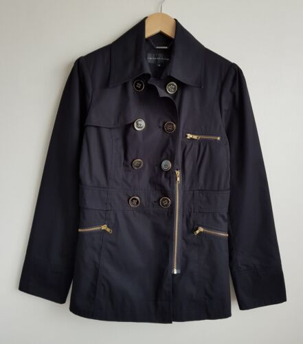 M Jacket Coat Collection Once Black 10 Ladies s Worn Size Limited q4HwCrq