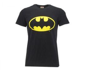 T-shirt-Originale-Batman-prodotto-ufficiale-maglia-maglietta-bimbo-bimba-Logo