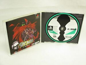 SPAWN-THE-ETERNAL-Item-ref-ccc-PS1-Playstation-Japan-Game-p1