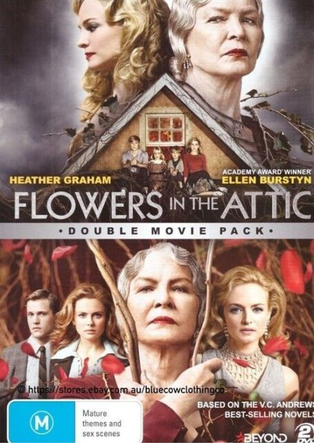 CFlowers In The Attic / Petals On The Wind : NEW DVD