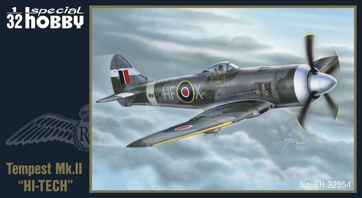 Special Hobby SHY32054 1 32 Hawker Tempest Mk II Fighter