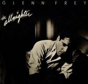 GLENN-FREY-the-allnighter-UK-Original-LP-EX-VG-Classic-Rock-MCF-3277
