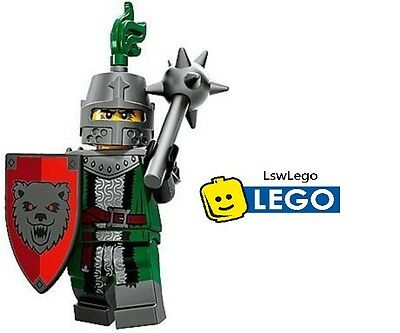 LEGO 71011 Frightening Knight Collectible Minifigure Series 15 NEW /& SEALED