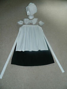 GIRLS-LADIES-VICTORIAN-FLORENCE-NIGHTINGALE-BONNET-ETC-COSTUME-FANCY-DRESS