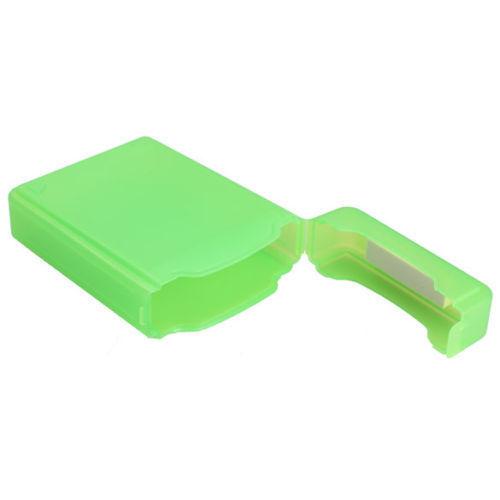 3.5Inch For Hard Drive IDE SATA Full Case Protector Storage Box Plastic NEW
