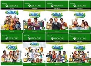THE-SIMS-4-XBOX-ONE-FULL-GAME-EXPANSION-DIGITAL-DOWNLOAD-KEY-Fast-Delivery
