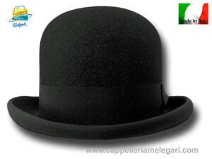 Caricamento dell immagine in corso Cappello-a-Bombetta-Magritte-in-feltro -di-lapin 583454bbc8d3