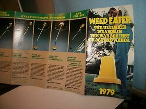 1979-Weed-Eater-Brochure-new-product-roll-out-info-nostalgia