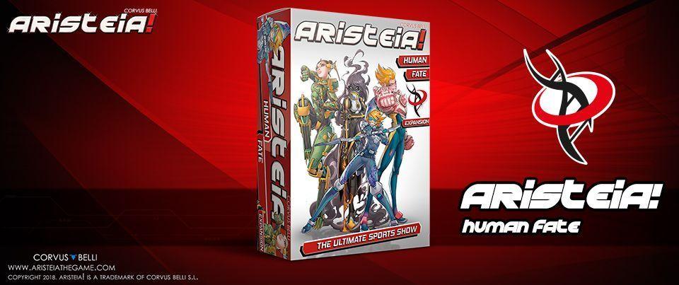 Aristeia  Human Fate Corvus Belli Game Infinity Bixie Dart Eclypse Prysm