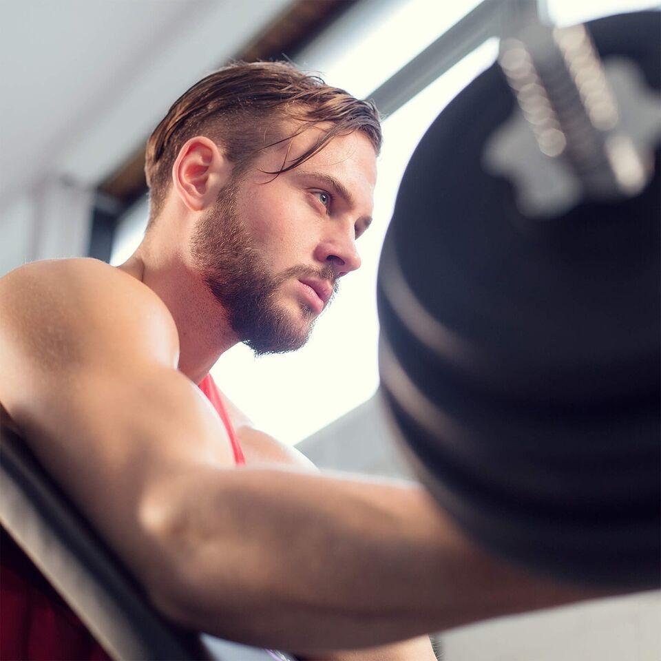Andet, Biceps curl træningsbænk