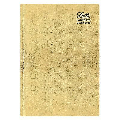 Immediate Dispatch Select Colour Letts 2019 Diary Dazzle A6 Week-To-View