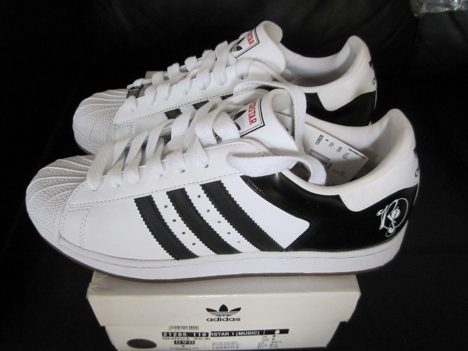 Adidas Adidas Adidas D.S 2004 35th Anniversary Superstar Rockafella U.K ae8772