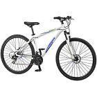 2.0 Bike 29- BRAND Sport-white Banish Mongoose Men R4132 Dual Mountain