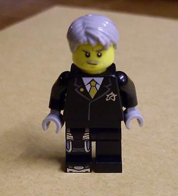 Lego Ultra Agents Agent Solomon Blaze Minifigur uagt010 Figur Legofigur
