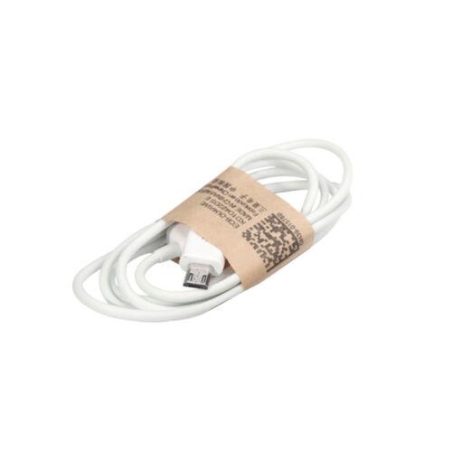 Original Cargador Rápido Micro USB Cable de carga Android para Samsung Galaxy S7 S6