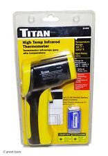 High Temp Infrared Thermometer Laser Non Contact Temperature Measuring Gun