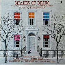 BUD SHANK / RAY BROWN / SHELLY MANNE - SHADES OF DRING - CAMBRIA - AUDIOPHILE LP