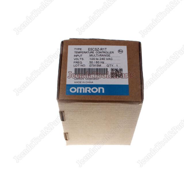 1PCS NEW Omron E5CSZ-R1T Temperature Controller E5CSZR1T Fast Ship