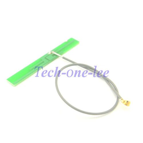 2-3dBi 433Mhz Internal Antenna IPXu.fl GSM Singal Booster Mini PCI Card Pigtail