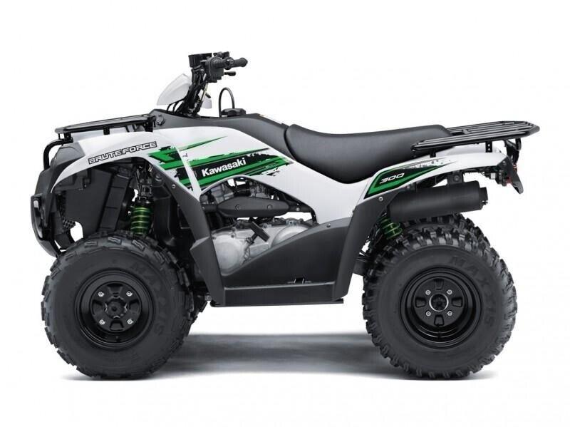 Kawasaki, KVF 300, ccm 271
