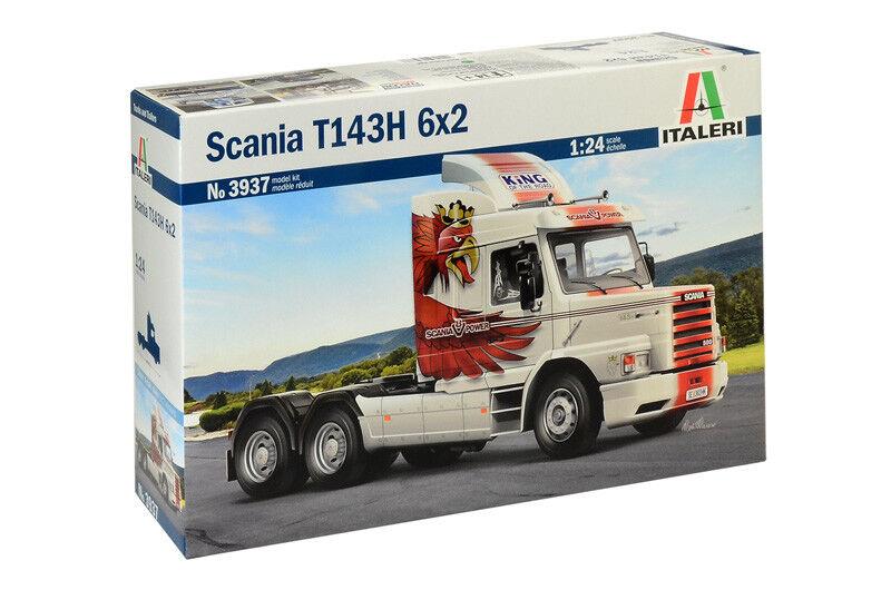 Scania T143H 6X2 Kit ITALERI 1:24 IT3937