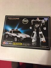 Takara Tomy Transformers Masterpiece Prowl MP-17 Brand New