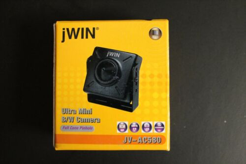 JWIN ULTRA MINI B//W CAMERA JV-AC580