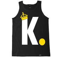 K Dot Tank Top Kendrick Lamar Dr Dre Tde Hip Hop Rap Drake Nwa Compton La Ca