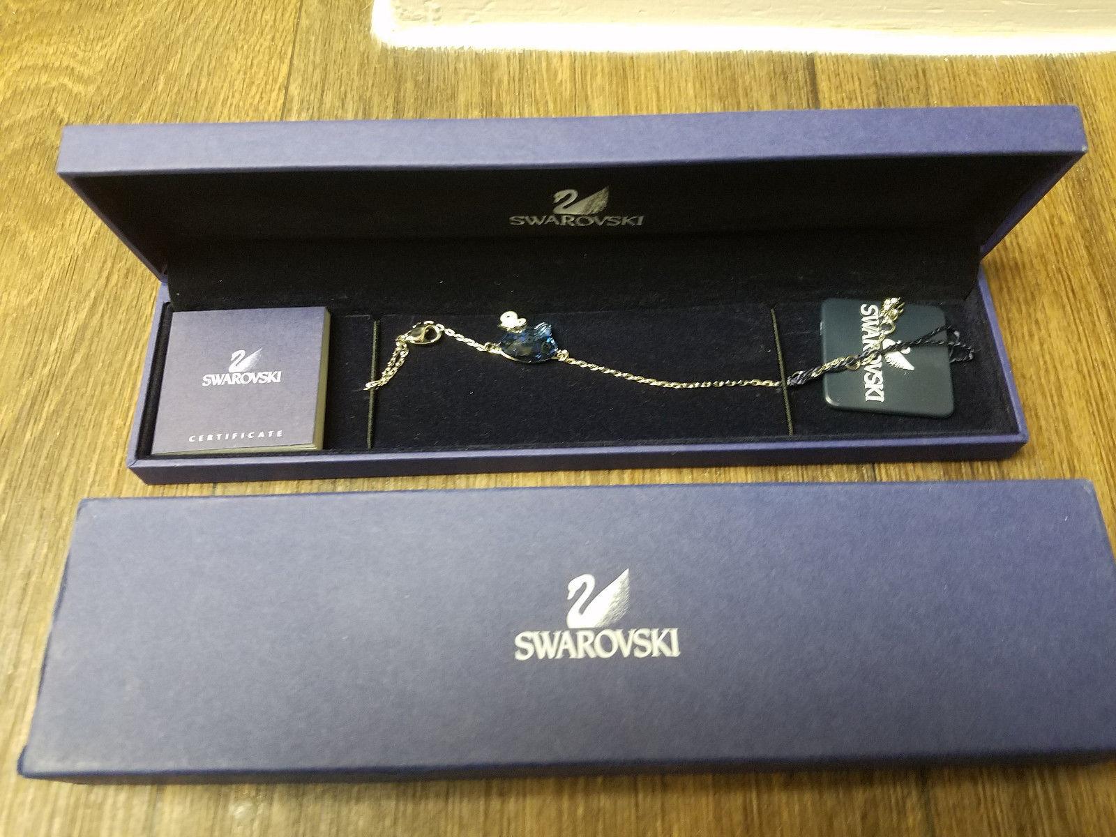 05a19ceca Genuine Swarovski Hello Kitty Crystal Bracelet - Boxed NEW ...