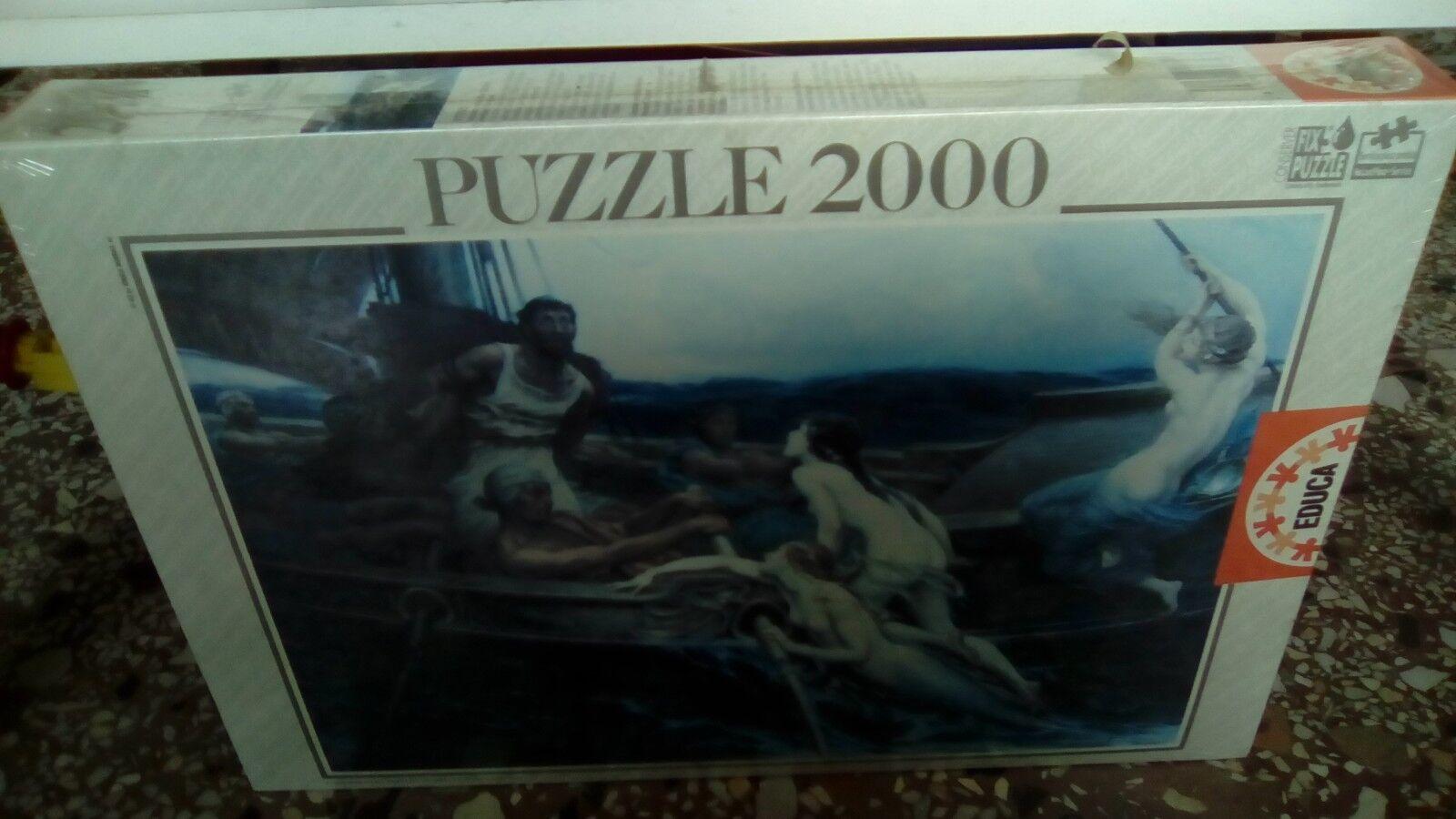 Educa Puzzle de années 90 -2000 PIECES neuf en boîte scellée