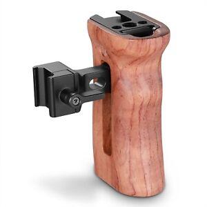 SmallRig-Wooden-NATO-Universal-Right-Left-Side-Adjustment-Handle-Grip-2187
