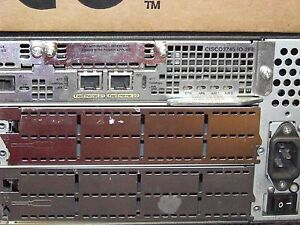 Details about Cisco 3745 256MB Dram / 256MB Flash with 12 4-15 T13 IOS &  CME Full 4 3 0