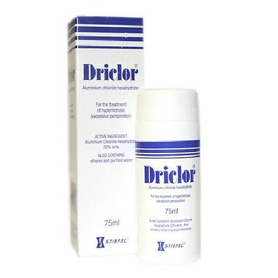 Driclor Antiperspirant (Roll-On For Excessive Sweating) - 75 ML