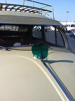 VW BUG BEETLE HOOD DEFLECTOR IN GREEN 1950/'S 1960/'S STYLE
