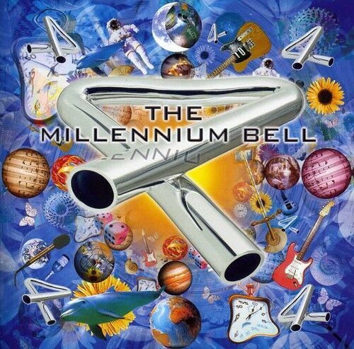 1 of 1 - Mike Oldfield - Millennium Bell [New CD]