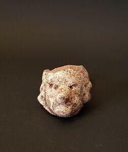 Tete-olmeque-Mexique-1100-a-550-avant-JC-Pre-Columbian-Art-Art-Pre-Colombien