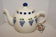 Price and Kensington Grape Cluster Design Teapot - See Photos & Details