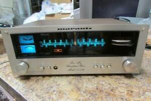 Vintage-Marantz-FM-AM-stereophone-Tuner-Modell-115b-115-b-funktioniert-super