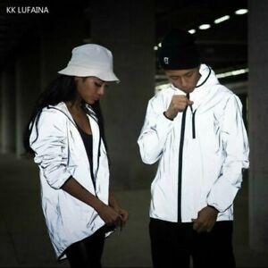 Reflective-Jacket-5XL-4XL-3M-Hoodies-Hip-Hop-Waterproof-Windbreaker-Hooded