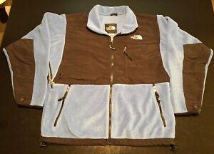 dc143daee7b6 The North Face Denali Fleece Hooded Jacket Womens Size Medium Baby ...