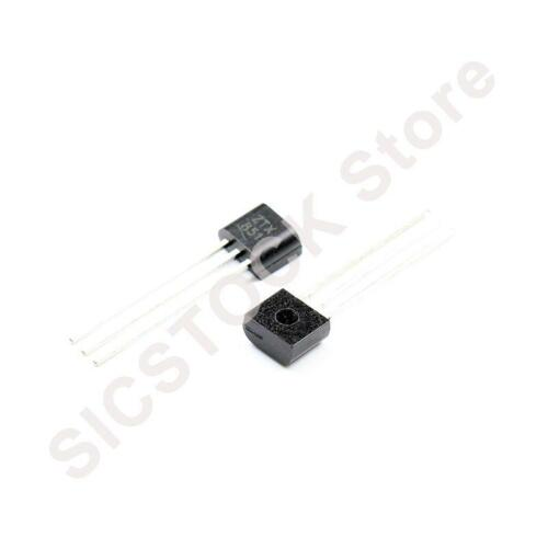 ZTX851 TRANSISTOR NPN 60V 5000MA TO92-3 851 5PCS