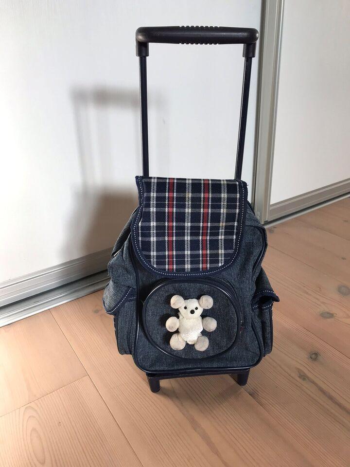 Andet legetøj, Trolley/rejsetaske til bamsen