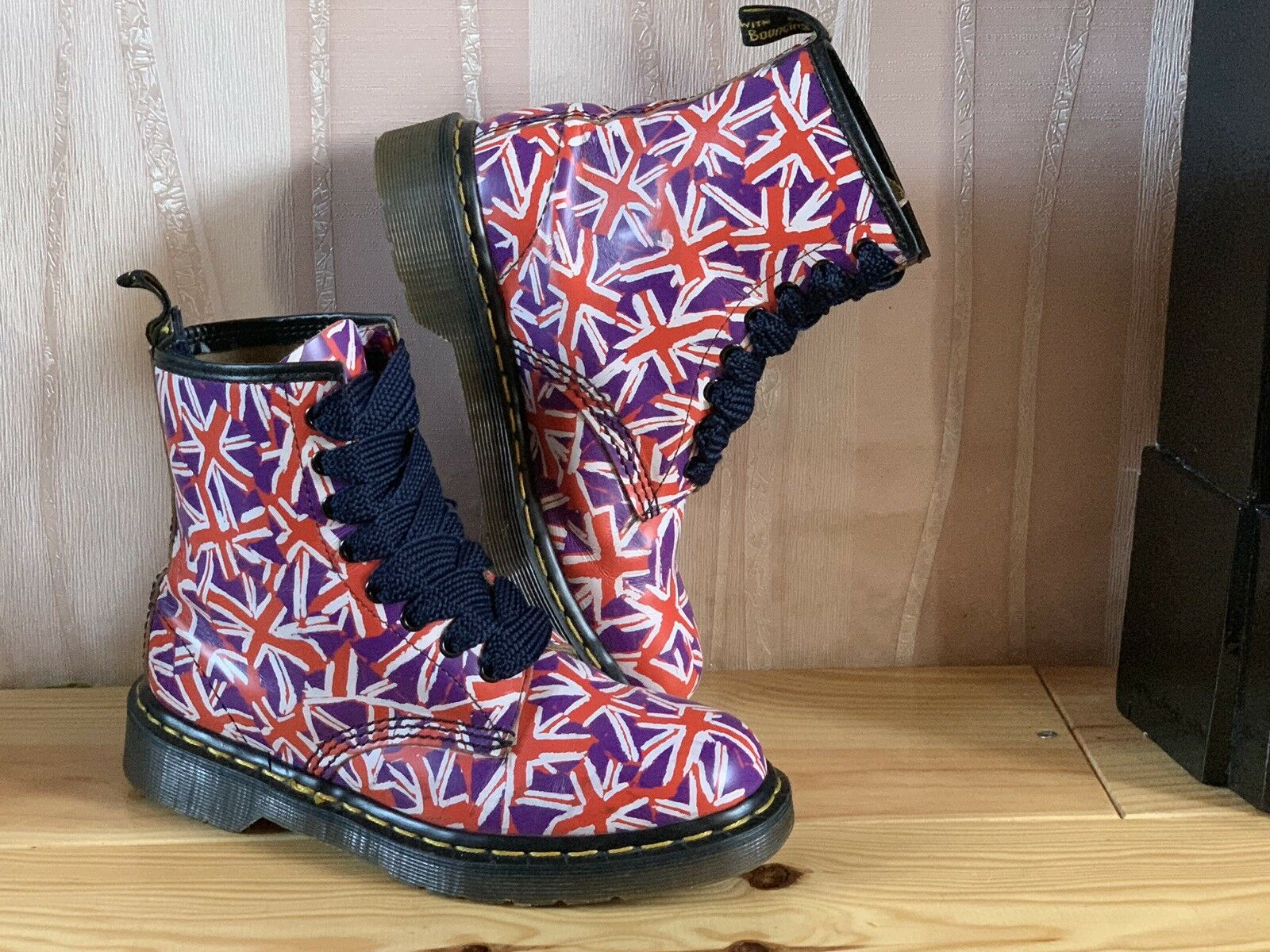Women's Rare Dr.martens Size 5 Made In England