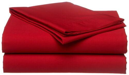 5PC Split Sheet Set Deep Pocket Superior Egyptian Cotton 1000 TC King Size Solid