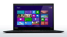 Professional Lenovo X1 Carbon 3rd Gen i7 5600u 8GB Ram 256 SSD 2560 x 1440 TOUCH