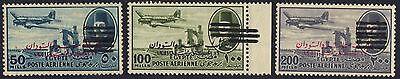Ägypten Aktiv Ägypten 1953 King Farouk Luft Post Doppelt Bars Ovpt Auf Hoher Eigenschaften Sg QualitäTswaren Mittlerer Osten