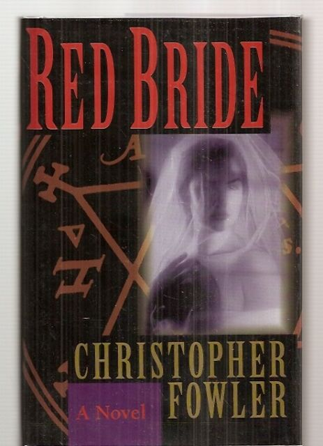1993 First US edition of Red Bride by Christopher Fowler Horror , Mystery Fine