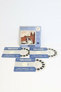 Quebec City View-Master Reels