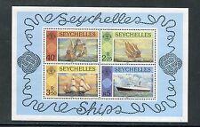 Seychelles 1981 BF 16 Battelli MHN