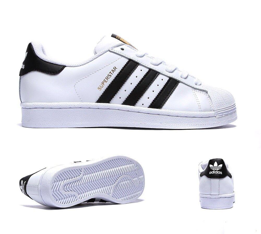 ZAPATILLAS DEPORTIVAS NUEVAS de gran calidad tallas de 36 a 44 Adidas Superstar